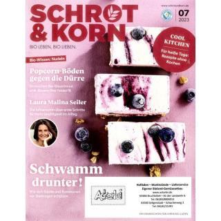 Zeitschrift Schrot & Korn September 2021