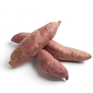 Bataten-Süßkartoffeln