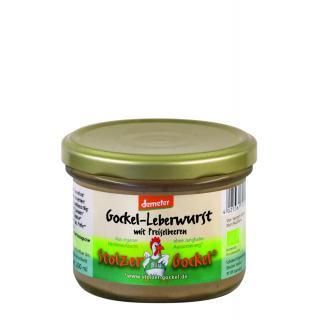 Preiselbeerleberwurst 200g - regional