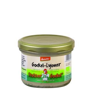 Gockel Lyoner 200g - regional