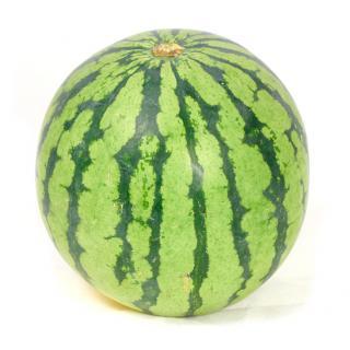 Wassermelone - deutsch