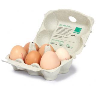 Eier 6 Stück