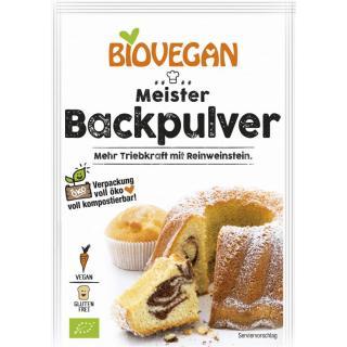 Meister Backpulver 3x17g