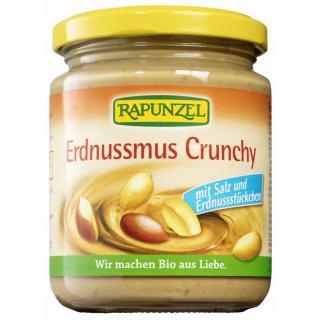 Erdnussmus Crunchy 250g