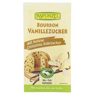 Vanillezucker Cristallino 4x8g