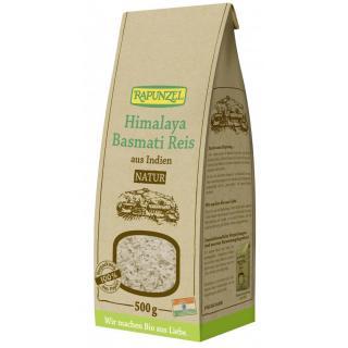 Himalaya Basmati Reis natur 500g