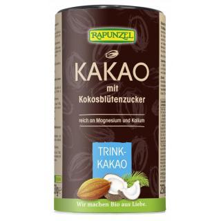 Kakao mit Kokosblütenzucker 250g