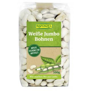 Jumbo-Bohnen weiß 500g