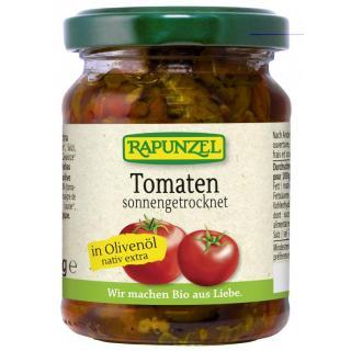 Getrocknete Tomaten in Olivenöl 120g