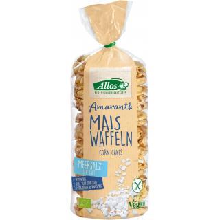 Amaranth-Maiswaffeln mit Salz 100g