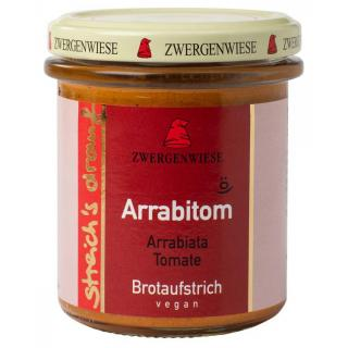 Arrabitom, Arrabiata-Tomate-Brotaufstrich 160g