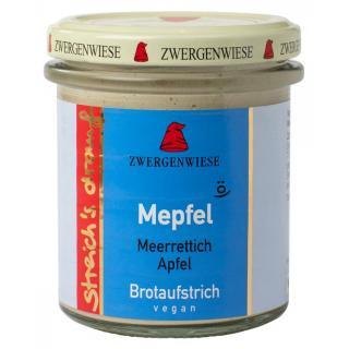 Mepfel, Meerrettich-Apfel-Brotaufstrich 160g
