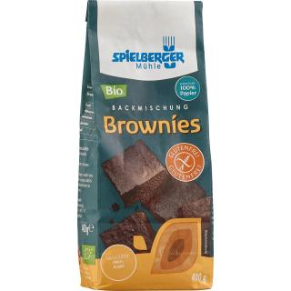 Backmischung Brownies gf & vegan 400g