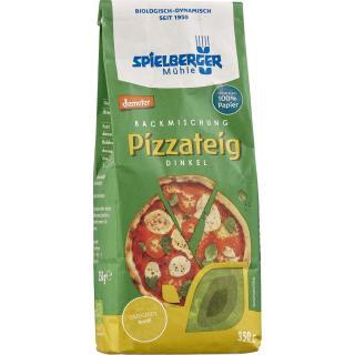 Backmischung Dinkel Pizzateig 350g vegan