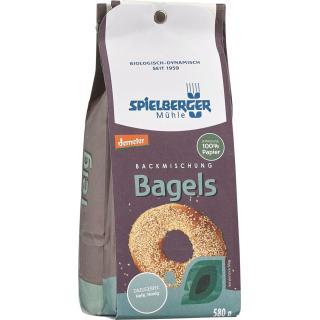 Backmischung Bagels 580g vegan