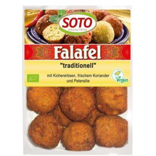 Bällis Falafel vegan 9 St. (220g)
