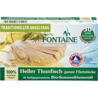 Heller Thunfisch in Sonnenblumenöl 120g