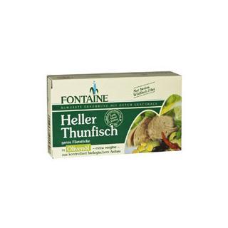 Heller Thunfisch in Olivenöl 120g