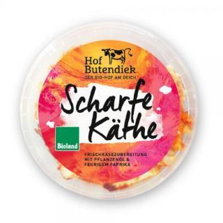 Scharfe Käthe, Frischkäse 48% 150g