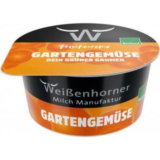 Frischcreme Gartengemüse 150g