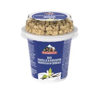 Knusperjoghurt Vanille 150g