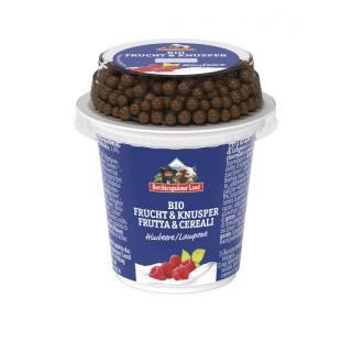 Knusperjoghurt Himbeer-Schokoball 150g