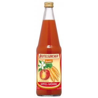 Apfel-Möhren-Saft 0,7l