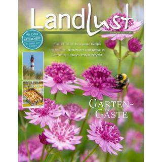 Landlust Zeitschrift Juli-August 2021