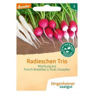 Radieschen Trio