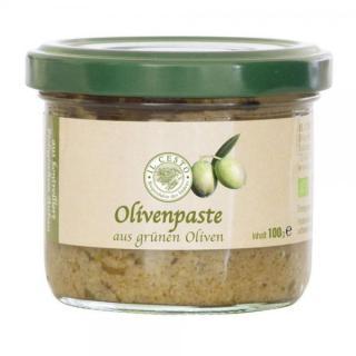 Griechische Olivenpaste grün 100g