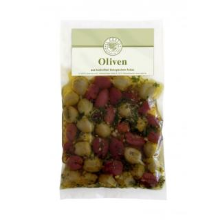 Oliven-Mix ohne Stein, mariniert 175g