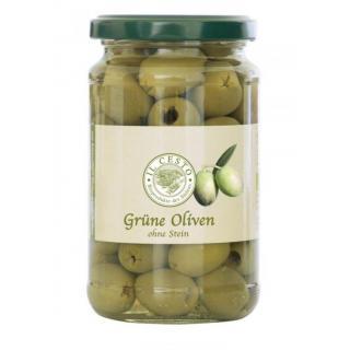 Amphissa grüne Oliven o.Stein 315g ILC