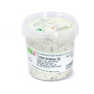 Schaffrischkäse Gartenkräuter 150g