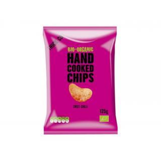 Handcooked Chips Sweet Chili 125g